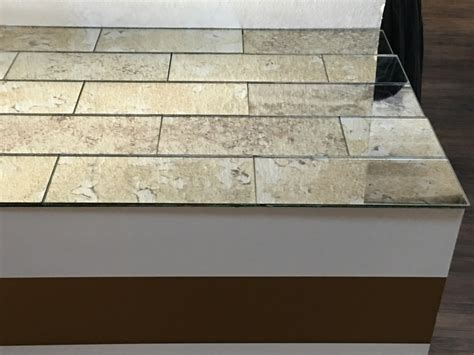 antique mirror subway tiles the glass shoppe a division