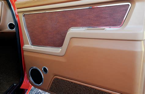Interior Door Panels Chevy 1967 Chevrolet C10 The World S Fastest Rod Network