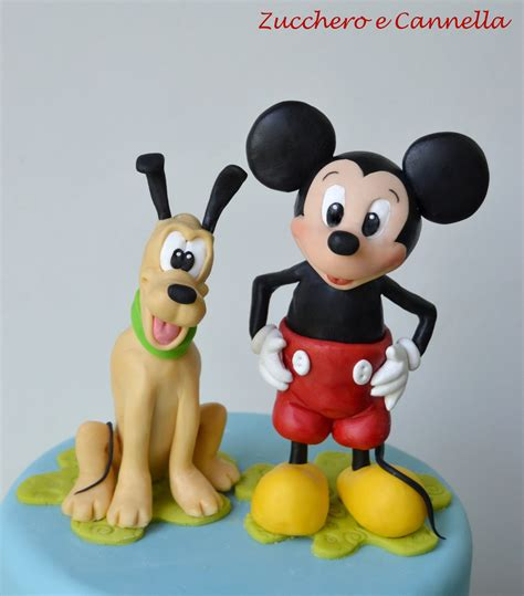 mickey mouse  pluto toppers toppers  occasions mickey mouse cake minnie mouse cake