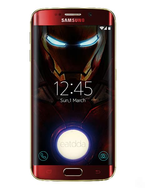 Samsung Galaxy S6 Ironman Edition galaxy s6 iron edition android forums at