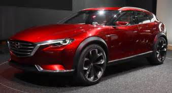 Madza Cx7 Mazda Cx 7 2017 Leaked Photos Available Theautoweek