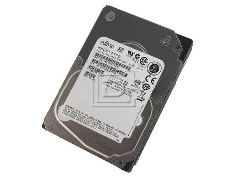 Hardisk Fujitsu mbe2147rc fujitsu serial attached sas disk drive