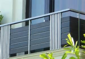 modern interior designer railing of balcony