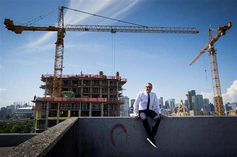 b c real estate panel calls for hefty fines end to high profile condo marketer calls for b c speculation tax