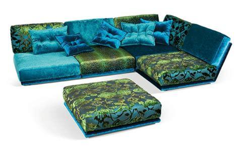 schlafsofa orientalisch das wohnzimmer mit napali sofa bretz wohntr 228 ume