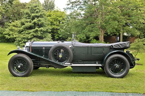 bentley speed 6 1929 1930 bentley speed 6 bentley supercars net