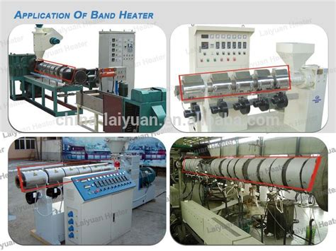 induction heater extruder induction heater for plastic machine ceramic heater extruder band heater buy extruder band