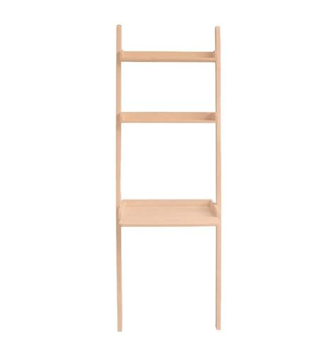 Leaning Ladder Desk by 25 Inch Leaning Ladder Desks Simply Woods Furniture