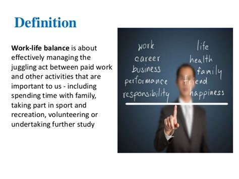 work life balance issues how to deal with it