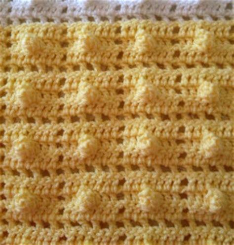 Crochet Popcorn Stitch Baby Blanket by Crochet Patterns Popcorn Stitch Afghan Free Crochet Patterns