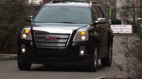 2012 gmc terrain review 2012 gmc terrain drive time review with steve hammes