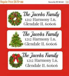 1000 ideas about christmas address labels on pinterest