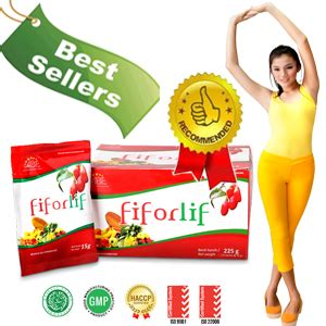 fiforlif herbal fiforlif peluntur lemak herbal alami pelangsing tubuh