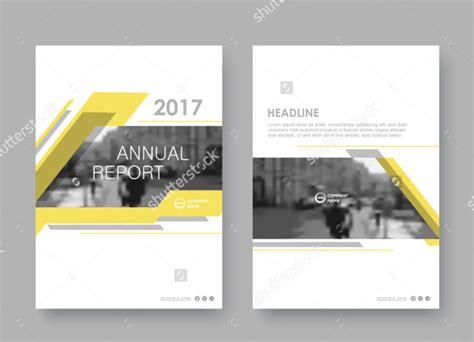 Creative Business Report Template 21 Business Annual Report Templates Free Premium