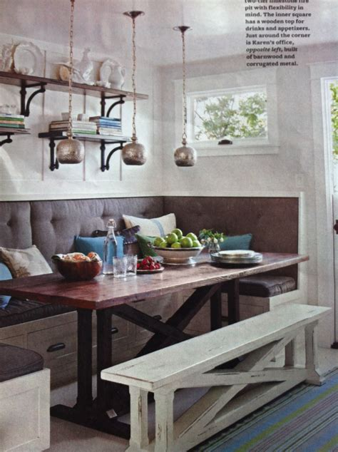 dining room bench seat for the home