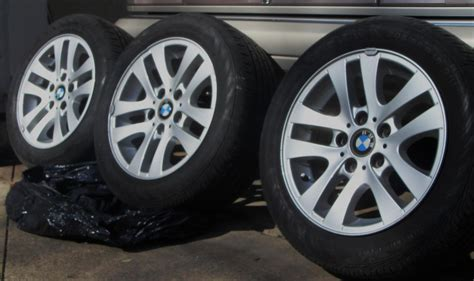 2009 bmw 328i run flat tires 2007 oem bmw 328i series factory rims and tires