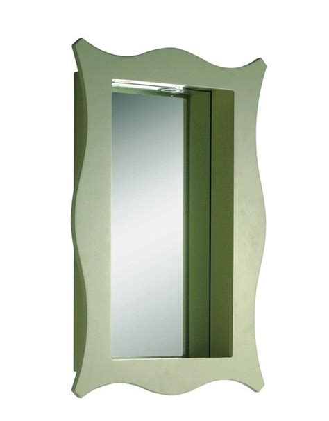 bathstore bathroom mirrors ferndale sage green illuminated mirror with shelf http
