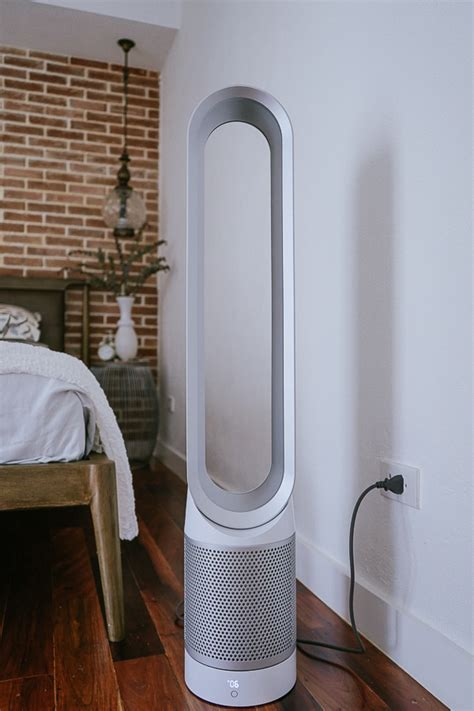 The S Quietest Fan And Air Purifier In One King