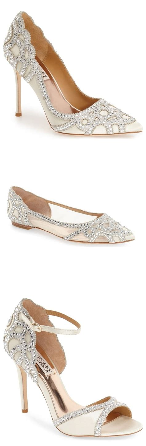 Wedding Shoes by Best 25 Flat Bridal Shoes Ideas On