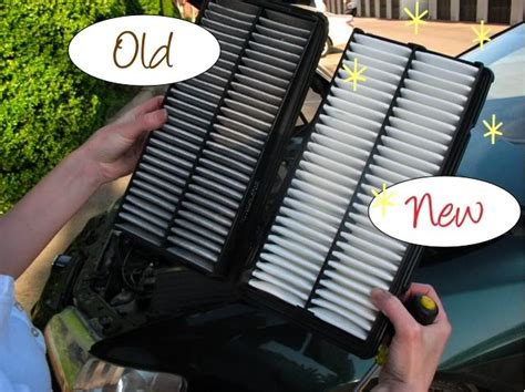changing your engine air filter carbot