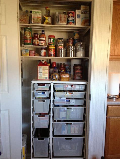 elfa pantry 69 best elfa shelving kitchen images on pinterest