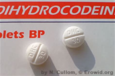 How To Detox From Dihydrocodeine by Erowid Dihydrocodeine Vault
