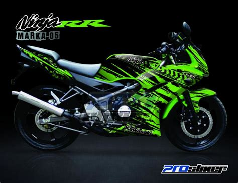 New Vixion Sticker Decal Yoshimura Striping Stiker 150 rr se modif design bild