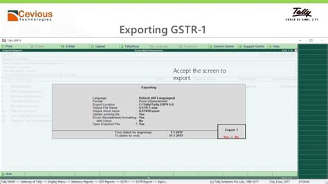 Cd Seamless Tally 998 ready for gst with tally erp 9 release 6 0 presentation