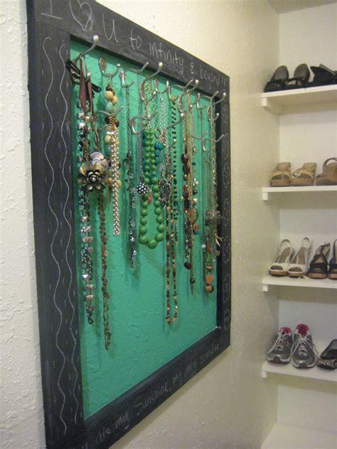 jewelry organization diy jewelry organizer diy