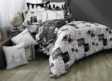 Nyc Comforter Set by Total Fab New York Bedding A World Of Big