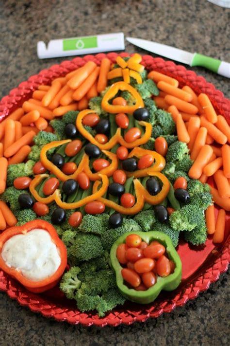 vegetable santa claus platter veggie platters for 10 trays letters from santa blogletters from santa