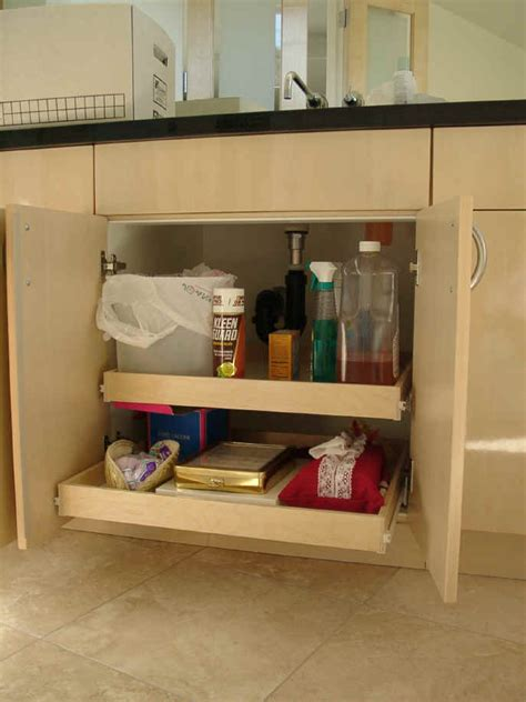 Bathroom Cabinet With Shelves Pull Out Shelving For Bathroom Cabinets Storage Solution Shelves That Slide