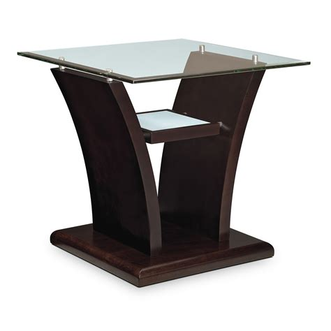 Bell Aer Occasional Tables End Table   Value City Furniture
