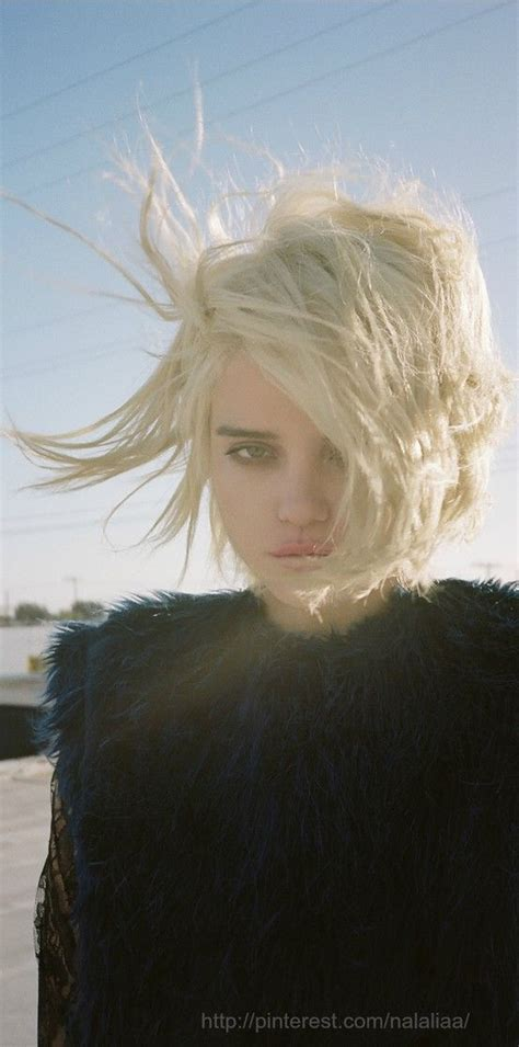 ferreira hair color sky ferreira sky and street styles on pinterest