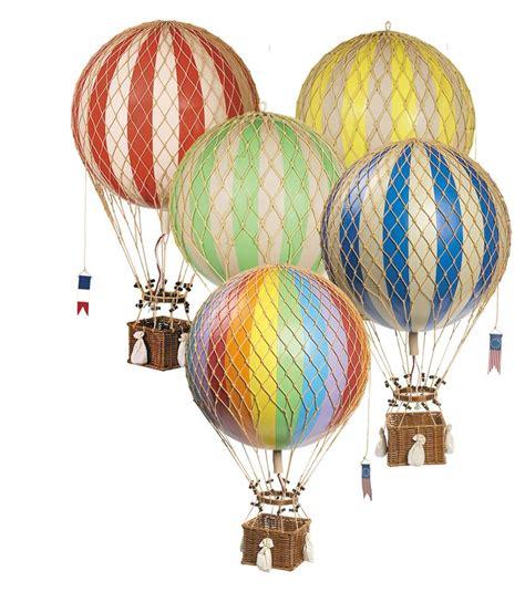 Vintage Air Balloon Decor by Rainbow Vintage Air Balloon Large These Gorgeous