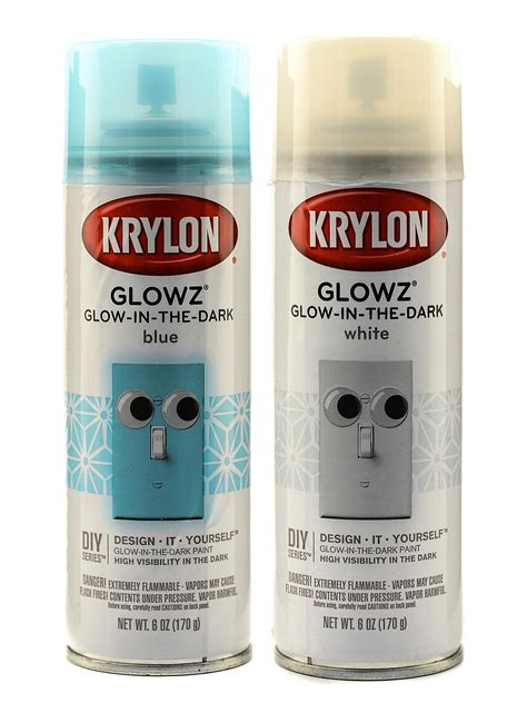 glow in the spray paint new zealand krylon glowz