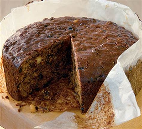 simmer stir christmas cake bbc good food
