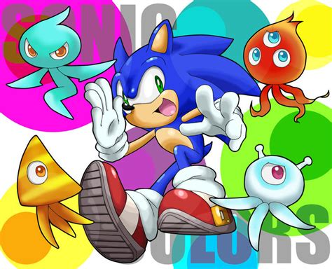 sonic colors sonic sonic colors images sonic colors hd wallpaper and