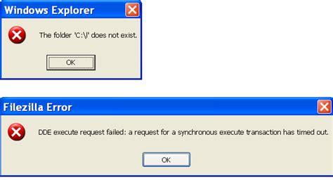 file format error video 5562 error when viewing winzip file filezilla