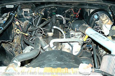 2 5l Jeep Engine Moses Ludel S 4wd Mechanix Magazine Tuning And