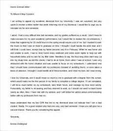 appeal letter templates 11 free word pdf documents
