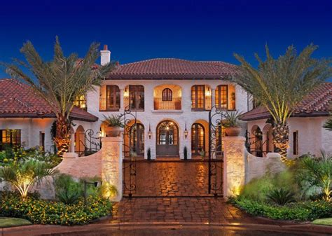 spanish mediterranean 18 stunning hacienda style houses style motivation