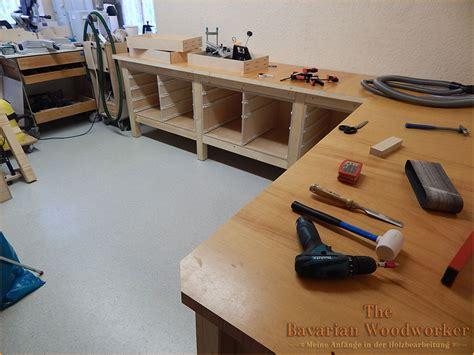 werkstatt umbauen meine werkstatt the bavarian woodworker