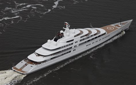 worlds top   expensive luxury yachts life  sport