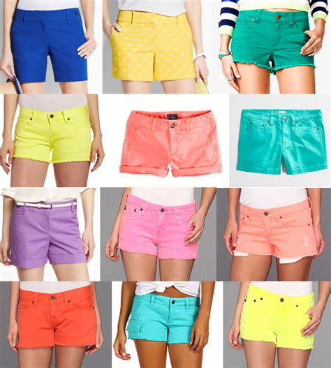 today s everyday fashion colorful shorts j s everyday
