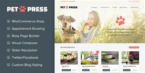 14 Nice Website Templates For Pet Care Business Desiznworld Pet Care Website Templates