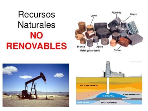 imagenes recursos naturales no renovables recursos naturales de america