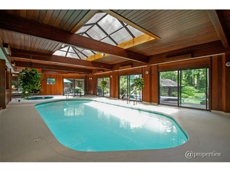 Log Cabins With Indoor Swimming Pools by Wow House Indoor Pool With Tub Bar Log Cabin On
