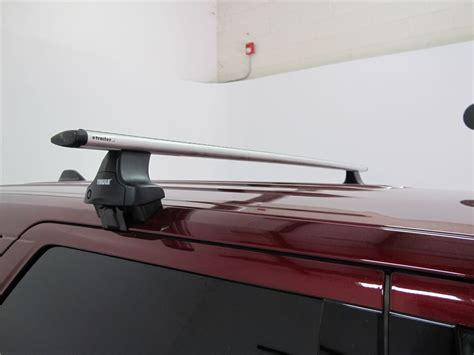 2013 dodge durango roof rack thule roof rack for dodge durango 2014 etrailer
