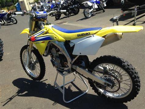 Suzuki Dirt Bikes 250 Buy 2006 Suzuki Rm Z 250 Dirt Bike On 2040 Motos